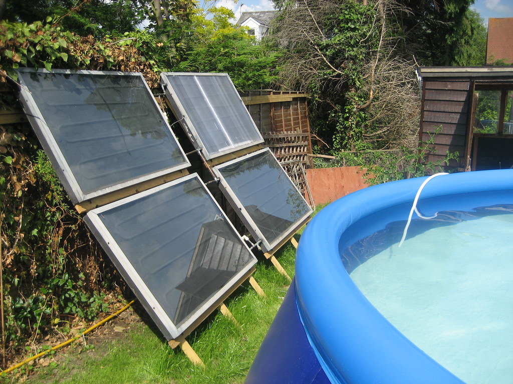 DIY Solar Pool Heater Black Hose: How to Make Your Heater
